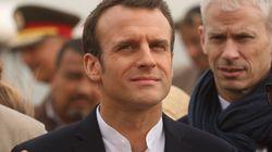 Macron risponde agli attacchi da Roma: