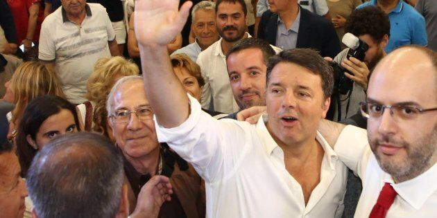Matteo Renzi is back: