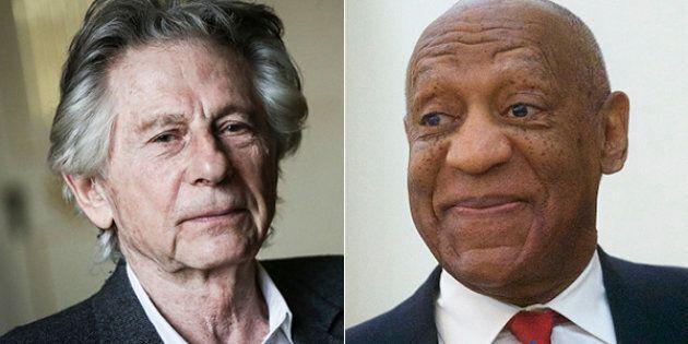 Bill Cosby e Roman Polanski espulsi dalla Film Academy per molestie