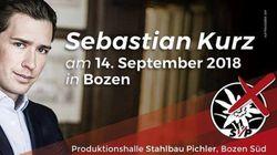 Il premier austriaco Kurz