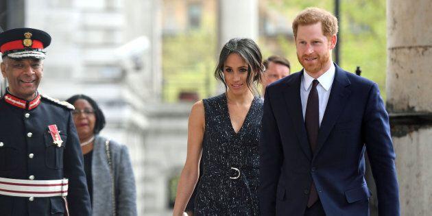 Harry e Meghan invitano alle loro nozze 1200 persone