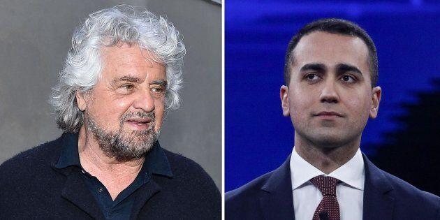 Di Maio Vs Grillo in prima serata: l'inedito derby televisivo tra i due volti