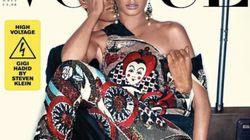 Vogue Italia scurisce la pelle di Gigi Hadid. È polemica, ma lei si difende: