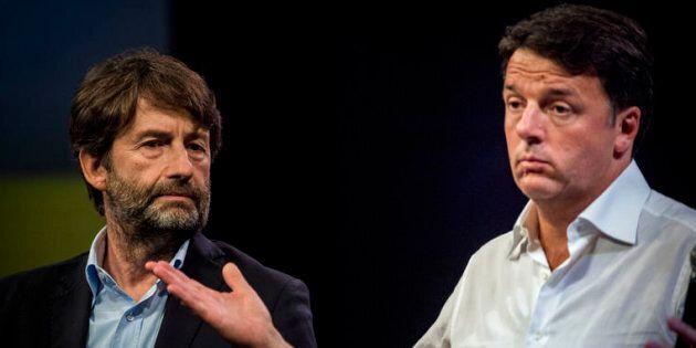 Matteo Renzi e Dario Franceschini ricominciano a