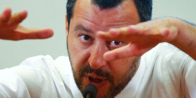 Matteo Salvini forza la manovra lenta di Giovanni