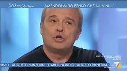 Amendola cambia idea su Salvini: