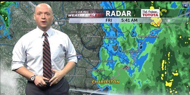 L'uragano Florence avanza verso la Carolina. E i cittadini di Charleston aspettano il segnale del meteorologo...