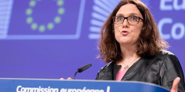 Dazi, la Commissione Ue pronta a valutare un accordo ristretto con gli