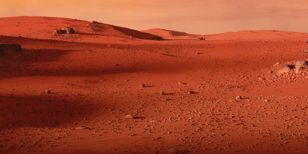 Su Marte tracce di 24 laghi vecchi 3 miliardi di anni. In 5 può esserci stata