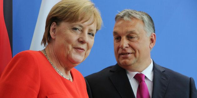 Merkel avvia la crociata anti-sovranista: porta il Ppe contro Orban, isola l'Italia populista di Salvini...