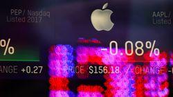 Apple ha annunciato il suo primo calo di utili e fatturato da 10