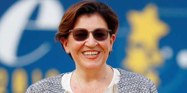 Elisabetta Trenta, ministro della Difesa: