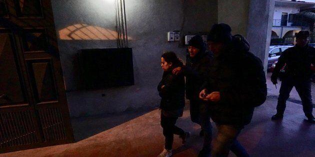 La madre del piccolo Giuseppe, ucciso a Cardito: