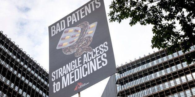 I cattivi brevetti bloccano l'accesso ai farmaci in