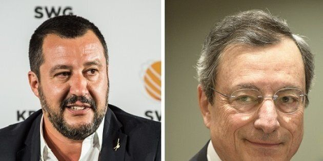 Draghi-Salvini, colpo su