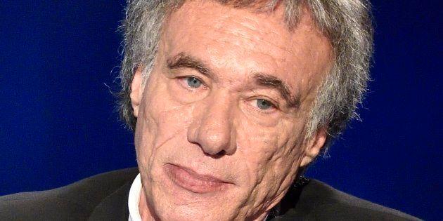 05/06/2016, Milano, trasmissione televisiva Che tempo che fa. Nella foto Michele