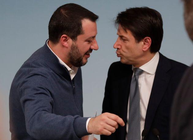 Russia-Lega, Matteo Salvini: