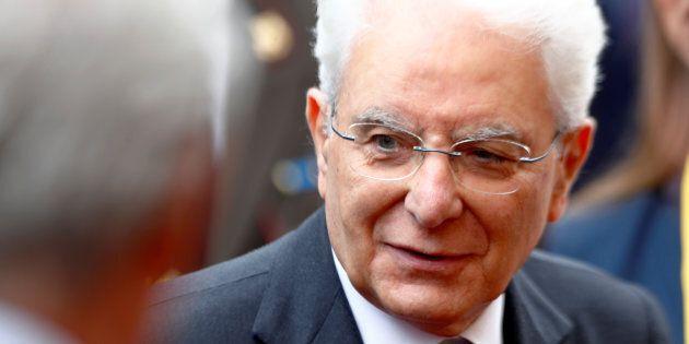 Sergio Mattarella soffia sullo spirito europeo: