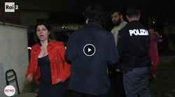 Giornalisti di Nemo aggrediti dai Casamonica durante gli arresti per il pestaggio al
