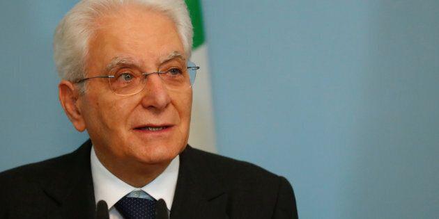 Sergio Mattarella a difesa della stampa: