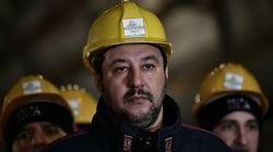 No Salvini, no