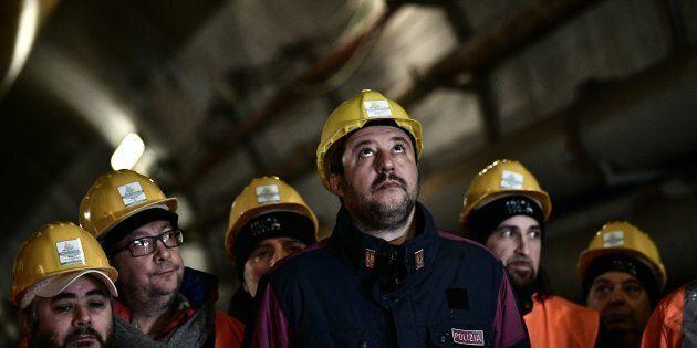 Le imprese pro-Tav si schierano con Salvini e attaccano M5S: