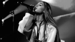 Il dolore di Ariana Grande per la morte dell'ex: