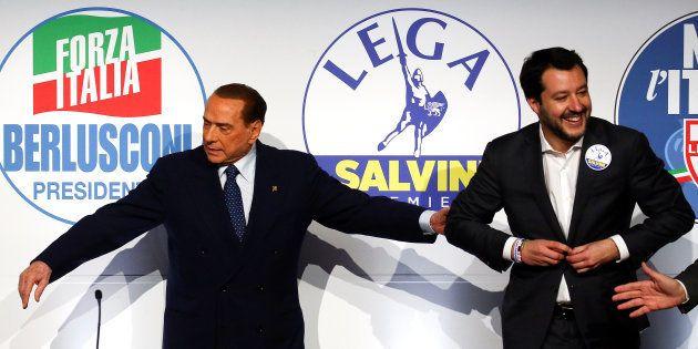 Matteo Salvini incontra Silvio Berlusconi: al centro Rai e futuro del