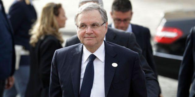 Ignazio Visco, governatore di Bankitalia:
