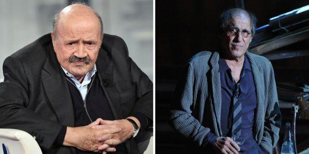 Maurizio Costanzo su Adrian: