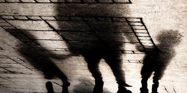 Piera, due figli, separata da un marito violento: