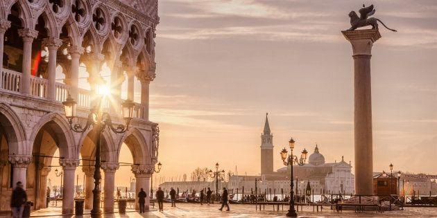 A Venezia stop al