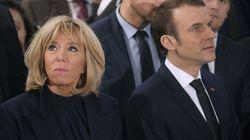 Polemica sulle scarpe di Vuitton indossate da Brigitte Macron in