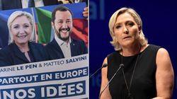 Le Pen cavalca l'onda Salvini (di D.