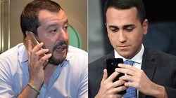 Faccia a faccia Salvini-Di Maio. Chieste ancora 24 ore per