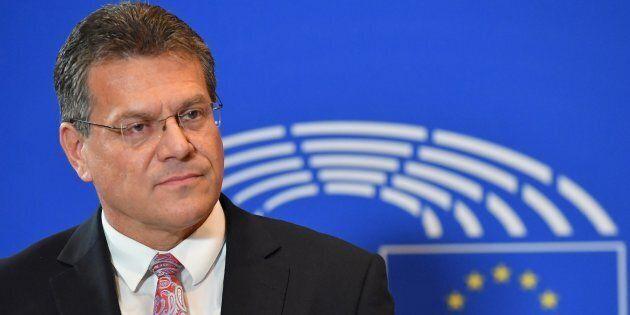 Sefcovic sarà candidato alla guida della Commissione Ue per i socialisti: