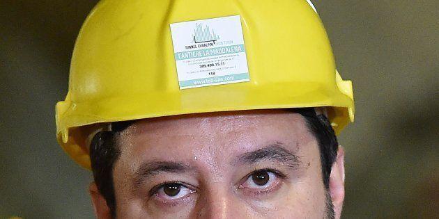 Salvini sfida Di Maio sui numeri della Tav. La replica: