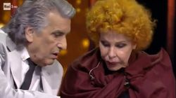 Ornella Vanoni si addormenta in diretta tv: