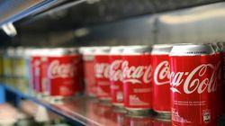 La Coca Cola sta lavorando a un drink che contiene
