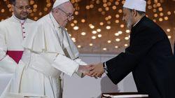 Bergoglio ad Abu Dhabi: una sfida di pace nel