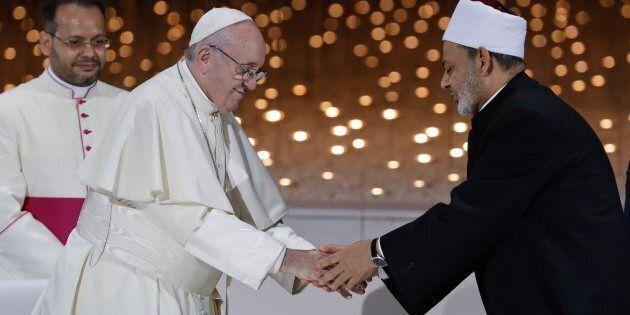 Papa Francesco ad Abu Dhabi: una sfida di pace nel