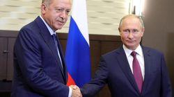 Accordo Putin-Erdogan per una zona cuscinetto a