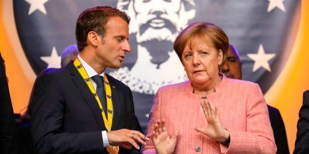 Un'alleanza che non decolla. Merkel e Macron restano divisi sui conti Ue. E anche su