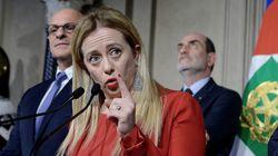 Giorgia Meloni fissa le sue condizioni per sostenere un governo