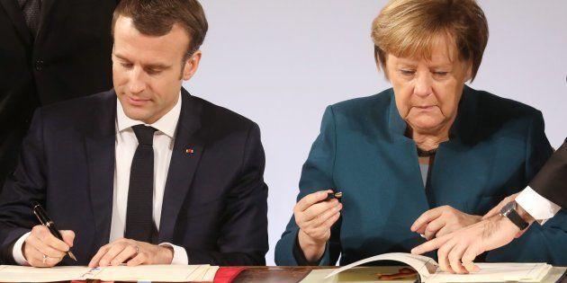 Macron e Merkel hanno il casus belli contro
