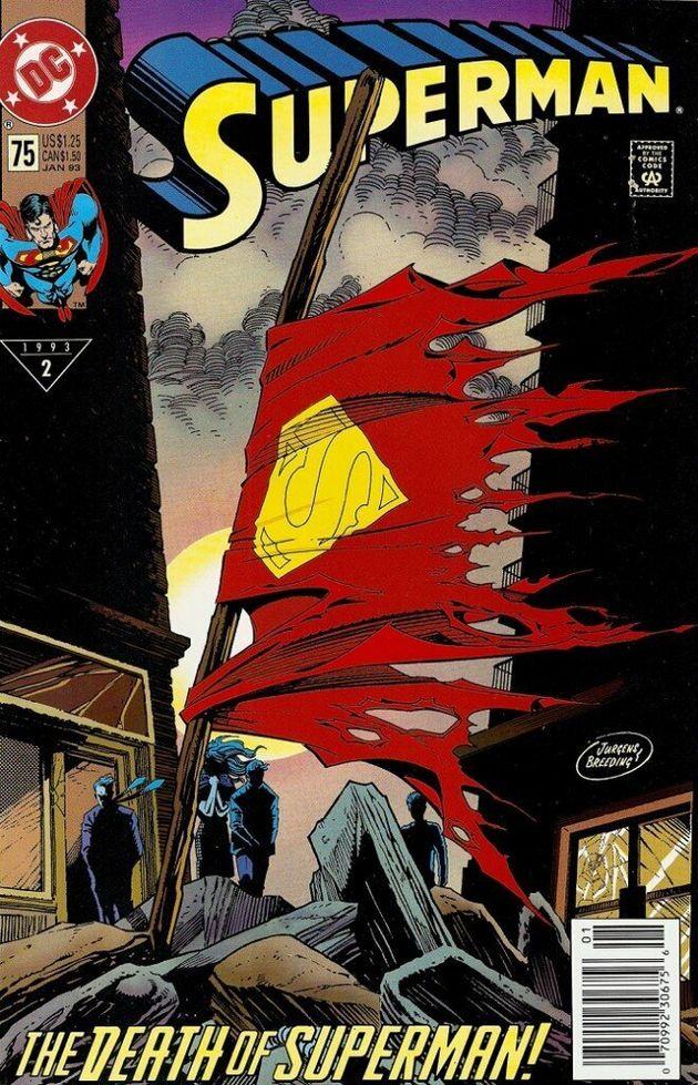 Superman festeggia 80 anni: la morte del supereroe e altri 9 cose per sapere chi