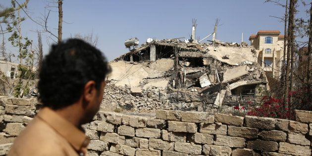 L'Italia vende armi anche agli Emirati Arabi Uniti, che devastano lo Yemen insieme all'Arabia
