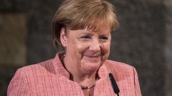 Merkel ad Assisi, riceve la Lampada di San Francesco: