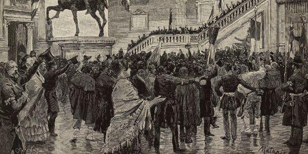 Ricordare la Repubblica romana, quando Roma si trasformò in un cantiere di