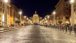 Auto investe un gruppo di pedoni a pochi metri dalla basilica di San